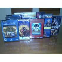 Colecciones De Juegos Para Computadora Nuevas Originales Vv4