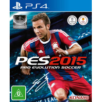 Pes 15 Ps4 + Pass Online Pro Evolution Soccer .:finalgames:.