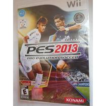 Juego Pes 2013 Pro Evolution Soccer Wii! Nuevo