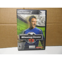 Winning Eleven 9 International Ps2