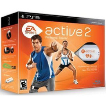 Ea Sports Active 2 Personal Trainer Ps3 Nuevo Y Sellado Fdp