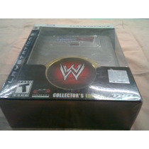 Smackdown Vs Raw 2009 Collectors Edition Ps3