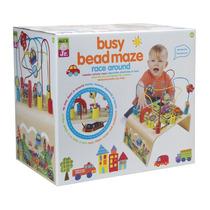 Cubo De Madera Actividades Juego Bebes Laberinto Desarrollo
