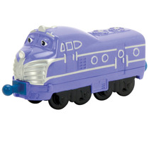 Juguetes Trenes Set 2 Chuggington Locomotora Harrison Chatsw