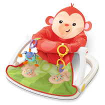 Silla Para Bebe Fisher Price Plegable Booster Periquera