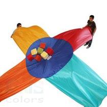 Paracaidas Cardinal Estimulación Temprana Marca Kids Colors