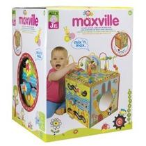 Alex Jr. Maxville El Cubo De Madera Actividad