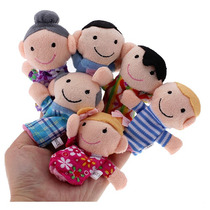 Muñecos Educativos De Excelente Calidad Para Los Dedos