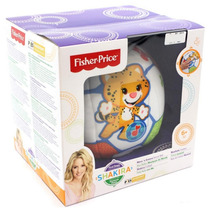 Balón Musical Bebé Fisher Price Nuevo Shakira