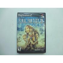 Final Fantasy Xii Ff12 Ps2
