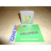 Arcade Classic 2 Centipede Millipede Nintendo Gameboy +++