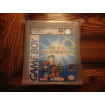 The Real Ghostbusters Game Boy, Nuevo Y Sellado