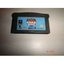 Game Boy Advance The Simpons Road Rage