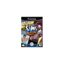 The Sims Bustin Out Game Cube Wii