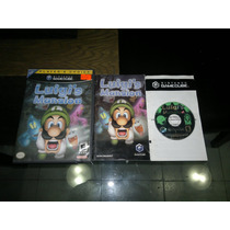 Luigis Mansion Completo Para Nintendo Game Cube, Checalo