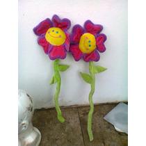 Flores Decorativas Bebes,niña,kinder,juguetes,hogar,adornos