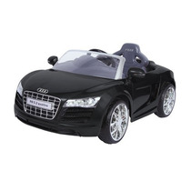 Carrito Electrico Montable Para Niños Audi R8 Css