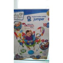 Bincolin Jumper Jumperoo Baby Einstein Nuevo