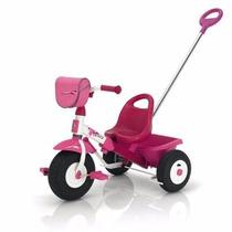 Triciclo Kettler Layana Color Rosa En Excelentes Condiciones