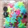 Figuras Estrellas Fluorescentes Desde $15*