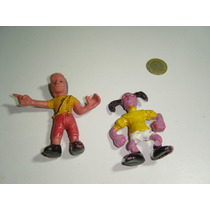 Juguete Colección Figura Del Chavo Del Ocho Y Chilindrina