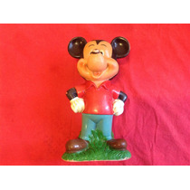 Alcancia Antigua De Mickey Mouse