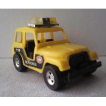 Jeep Emergencias A M A - Camioncito D Juguete Camion Escala