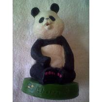 Alcancia Panda Fabricada En Los 80s Vinilos Romay Bancomer