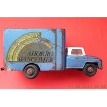 Alcancia De Bancomer Antigua (camion) Fotos Reales Hm4