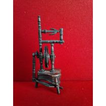 Sacapuntas Antiguos Vintage Metálico Bronce Miniatura