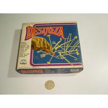 Vintage Juego De Mesa Destreza