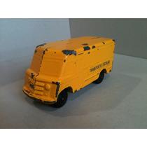 Camion Escolar Mexicano De Fierro Colado Alcancia Op4