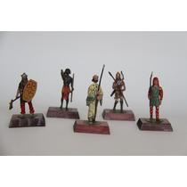 Soldados De Plomo De Lujo,colección..