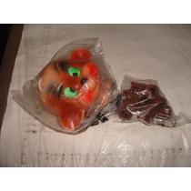 Antigua Cabeza Y Manos De Juguete Chango