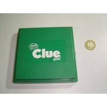 Vintage Juego De Mesa Mini Clue