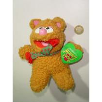 Peluche Figura Pequeños Muppets Oso Figaredo