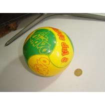 Vintage Pelota Pequeña Balón Del Chavo Del Ocho