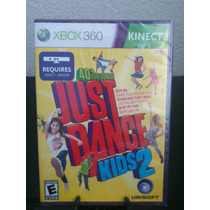 Just Dance Kids 2 Xbox 360 Nuevo De Fabrica Citygame