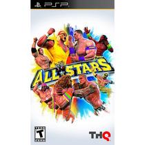 W All Stars Psp Videojuego Nuevo Sellado Original Au1