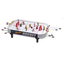 Mesa De Juegos Hockey Con Accesorios Vv4