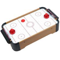 Mini Mesa De Juegos Hockey Incluye Accesorios Vv4