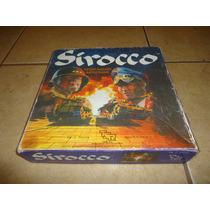 Sirocco Desert Game Juego De Estrategia Militar Tsr Inc 1985