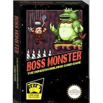 Boss Monster Juegos De Cartas En 8 Bits