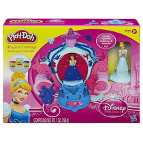 Play-doh Disney Princesa Mágica Carro