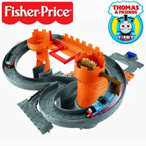 Thomas And Friends Castillo Aventuras De Thomas Take-n-play
