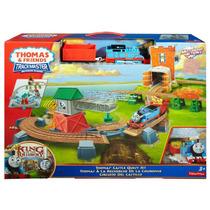 Thomas And Friends Circuito Del Castillo Trackmaster