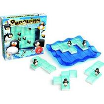 Juego Desarrollo Mental Pingüinos Sobre El Hielo Smart Game