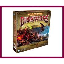 Warhammer Diskwars Juego De Mesa Envio Estafeta $99 Mn4
