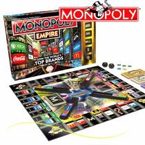 Monopoly Imperio Hasbro Nuevos Sellados Entrega En 24 Hrs.