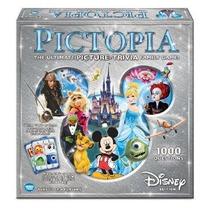 Pictopia-familia Juego De Trivia: Disney Edición